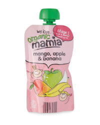 Mango Apple Banana Stage 1 Pouch
