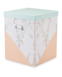 Marble Design Large Box