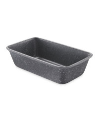 Marble Effect 2lb Loaf Tin - Grey