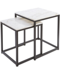 Marble Nest Of Tables