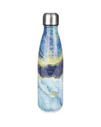 Marble Steel Hydration Bottle