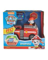 Marshall's Paw Patrol Fire Truck
