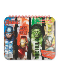 Marvel Avengers Activity Book