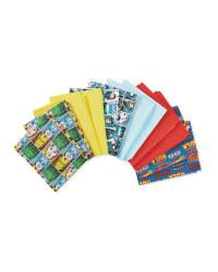 Marvel Fabric Fat Quarters 12 Pack