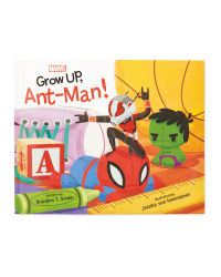 Marvel Grow Up, Ant Man Picture Book