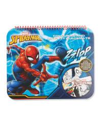 Marvel Spiderman Activity Book