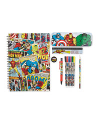 Marvel Stationery Set