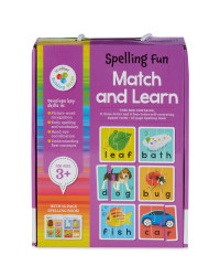 Match & Learn Floor Puzzle