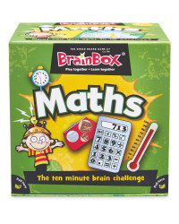 Maths Brainbox Game