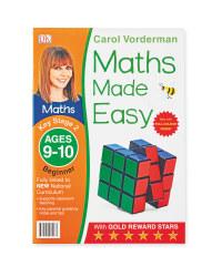 Maths Made Easy KS2 9-10 Beginner