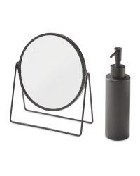 Matt Black Bathroom Accessories