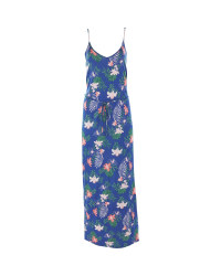 Avenue Blue Maxi Dress