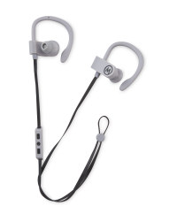 Maxtek Bluetooth® Sports Headset - Grey