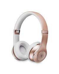 Reka Wireless Bluetooth Headphones - Rose Gold
