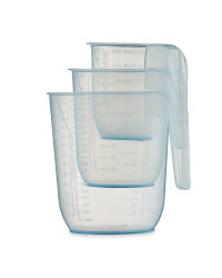 Measuring Jug 3-Pack - Blue