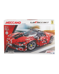 Meccano Ferrari La Ferrari