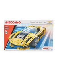 Meccano Corvette Sports Car