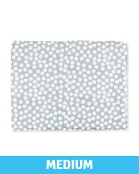 Grey Spots Medium Pet Cooling Mat