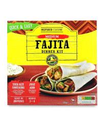 Medium Fajita Dinner Kit