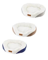 Medium Oval Pet Bed