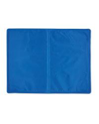 Medium Rectangle Blue Pet Cool Mat