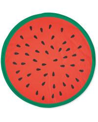 Medium Round Melon Pet Cooling Mat