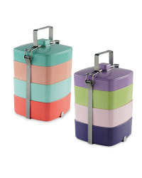 Melamine Stacking Tiffin Box