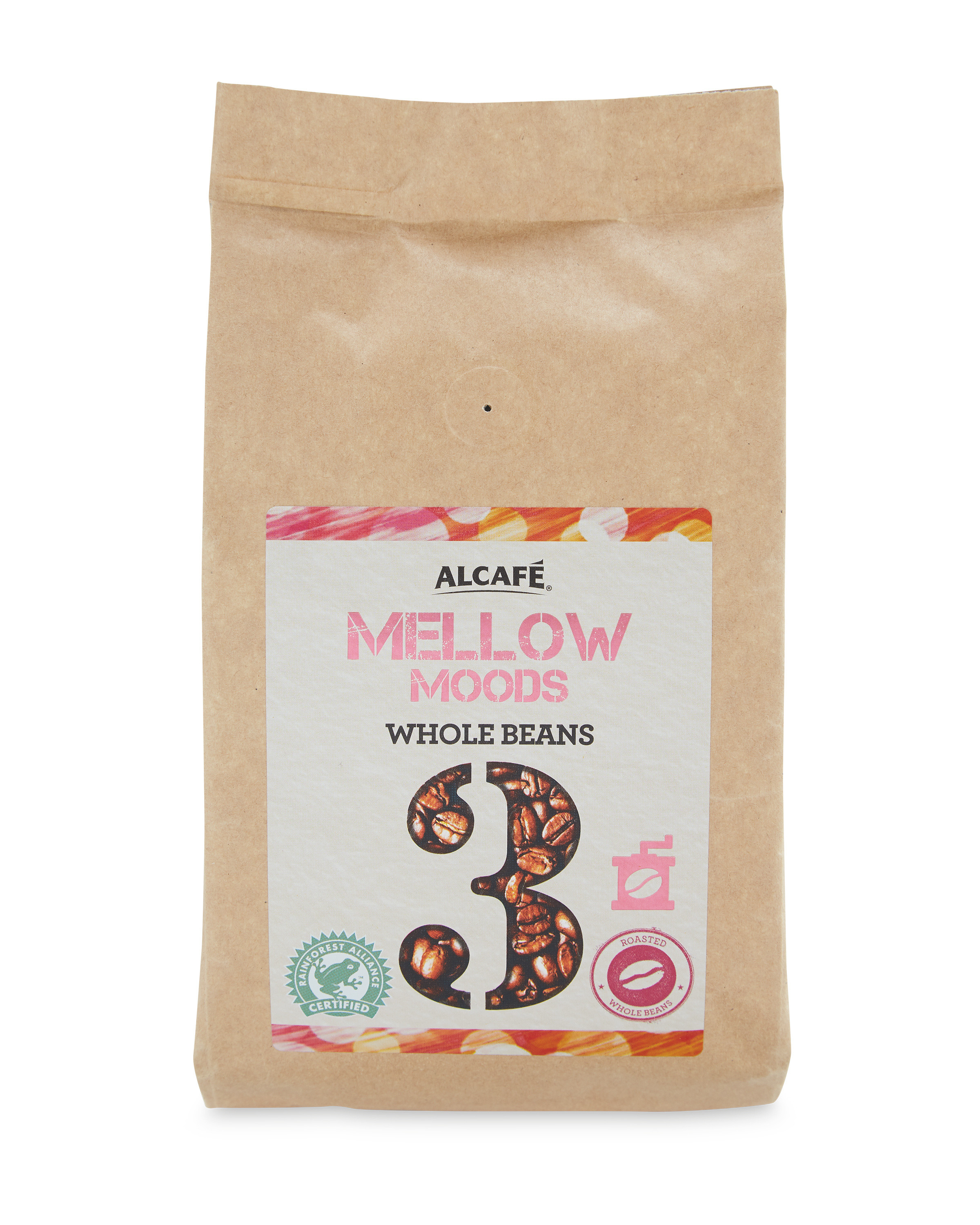 Mellow Moods Whole Coffee Beans