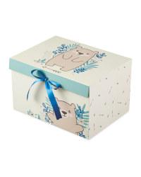 Bear Memory Box