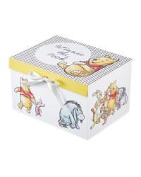 Winnie the Pooh Memory Box