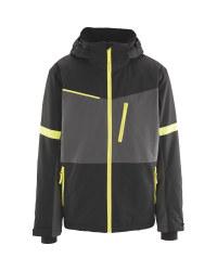 Men's Ski Jacket - Black