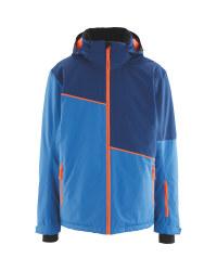 Men's Ski Jacket - Blue