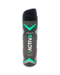 Mens Deodorant - Stealth