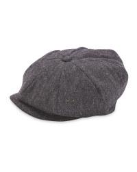 Men's Baker Boy Smart Winter Hat