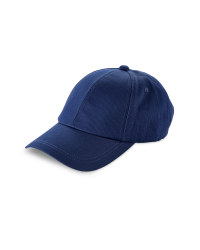 Men's Baseball Sandwich Hat - Navy