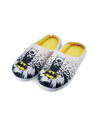 Men's Batman Character Slippers