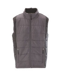 Workwear Men's Bodywarmer - Grey