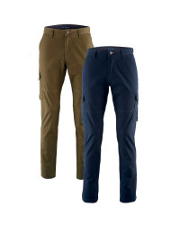 Men's Cargo Trousers 33""