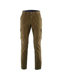 """Men's Cargo Trousers 33"""" - Khaki"""