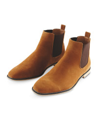 Avenue Men's Chelsea Boots - Brown