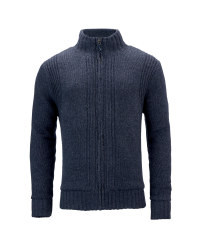 Men's Chunky Wool Blend Cardigan