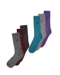 Men's Chunky Socks 3 Pack