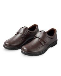Men's Comfort Shoes - Brown