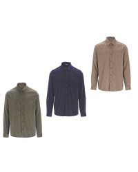 Men's Corduroy Shirt