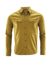 Men's Cotton Shirt - Olive
