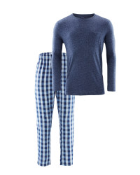 Men's Crew Neck Pyjamas