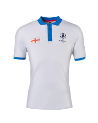 Men's England UEFA Polo Shirt