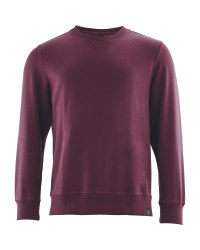 Men's Avenue Burgundy Sweatshirt