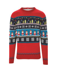 Men's Fairisle Christmas Jumper