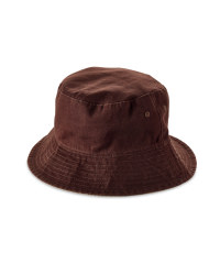 Men's Fisherman Hat - Brown